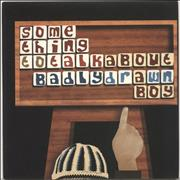 Click here for more info about 'Badly Drawn Boy - Something To Talk About'