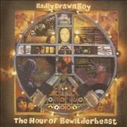 Click here for more info about 'Badly Drawn Boy - The Hour Of Bewilderbeast'