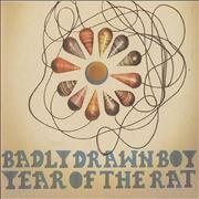 Click here for more info about 'Badly Drawn Boy - Year Of The Rat'