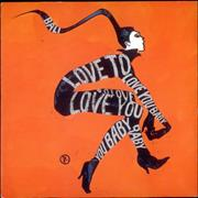 Click here for more info about 'Bali - Love To Love You Baby'