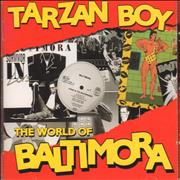 Click here for more info about 'Tarzan Boy - The World Of Baltimora'