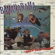 Click here for more info about 'Bananarama - Deep Sea Skiving + merch insert'