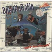 Click here for more info about 'Bananarama - Deep Sea Skiving - Stickered Sleeve Plus Merch insert'
