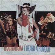 Click here for more info about 'Bananarama - I Heard A Rumour - Video sleeve'