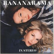 Click here for more info about 'Bananarama - In Stereo - Clear Vinyl - Sealed'