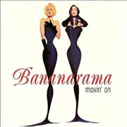 Click here for more info about 'Bananarama - Movin' On'