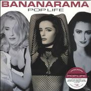 Click here for more info about 'Bananarama - Pop Life - Pink Vinyl + CD - Sealed'