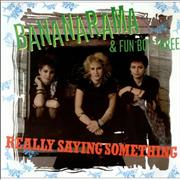 Click here for more info about 'Bananarama - Really Saying Something'