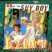 Click here for more info about 'Bananarama - Shy Boy'