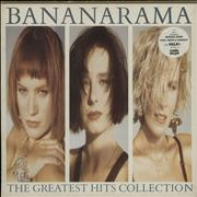 Click here for more info about 'Bananarama - The Greatest Hits Collection - Comic Relief Sticker'