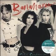 Click here for more info about 'Bananarama - True Confessions - Green Vinyl + CD - Sealed'