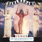 Click here for more info about 'Bananarama - Venus (Fire And Brimstone Mix) - P/S'