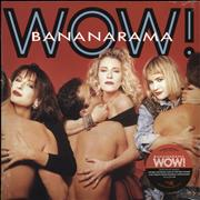 Click here for more info about 'Bananarama - WOW! - Red Vinyl + CD - Sealed'