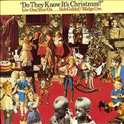 Click here for more info about 'Band Aid - Do They Know It's Christmas - 1985'