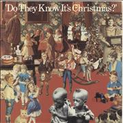 Click here for more info about 'Band Aid - Do They Know It's Christmas - 2nd - Solid'