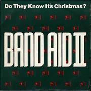 Click here for more info about 'Band Aid - Do They Know It's Christmas - Band Aid II'