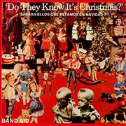 Click here for more info about 'Do They Know It's Christmas - Sabran Ellos'
