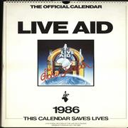 Click here for more info about 'Band Aid - Live Aid - EX'