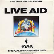 Click here for more info about 'Band Aid - Live Aid'