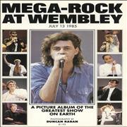 Click here for more info about 'Mega-Rock At Wembley'