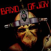 Band Of Joy Band Of Joy Japan vinyl LP Promo