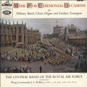 Click here for more info about 'Band Of The Royal Air Force - Music For Ceremonial Occasions For Military Band, Choir, Organ And Fanfare Trumpets'