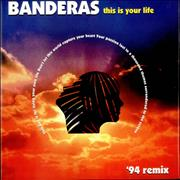 Click here for more info about 'Banderas - This Is Your Life '94 Remix'