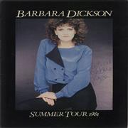 Click here for more info about 'Summer Tour 1981 - Autographed'