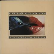 Click here for more info about 'Barbara Dickson - Sweet Oasis - Textured Sleeve'