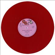 Click here for more info about 'Barbara Jones - Just When I Needed You Most - Red Vinyl'