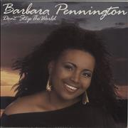 Click here for more info about 'Barbara Pennington - Don't Stop The World'