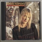 Click here for more info about 'Barbara Thompson - Breathless - Autographed'
