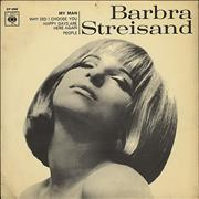 Click here for more info about 'Barbra Streisand - Barbra Streisand EP'