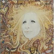 Barbra Streisand Butterfly UK vinyl LP