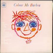 Click here for more info about 'Barbra Streisand - Colour Me Barbra'