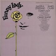 Barbra Streisand Funny Lady USA vinyl LP