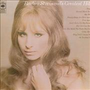 Click here for more info about 'Barbra Streisand - Greatest Hits - 80s Red'