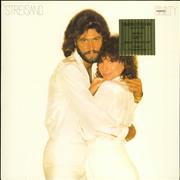 Click here for more info about 'Barbra Streisand - Guilty - Stickered Sleeve'