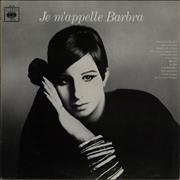 Click here for more info about 'Barbra Streisand - Je M'appelle Barbra - 2nd'