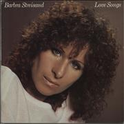 Click here for more info about 'Barbra Streisand - Love Songs - EX'