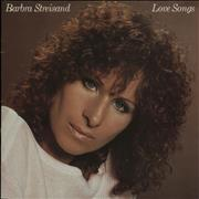 Click here for more info about 'Barbra Streisand - Love Songs'