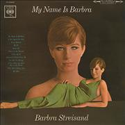 Click here for more info about 'Barbra Streisand - My Name Barbra'