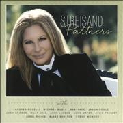 Click here for more info about 'Barbra Streisand - Partners'