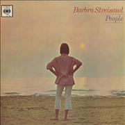 Click here for more info about 'Barbra Streisand - People - 1st'