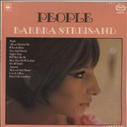 Click here for more info about 'Barbra Streisand - People'