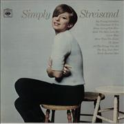Click here for more info about 'Barbra Streisand - Simply Streisand'