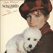Barbra Streisand Songbird UK vinyl LP