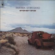 Click here for more info about 'Barbra Streisand - Stoney End - 1st - EX'