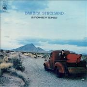 Click here for more info about 'Barbra Streisand - Stoney End - Sunburst label'