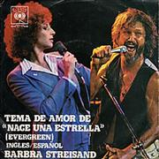Click here for more info about 'Barbra Streisand - Tema De Amor De - Evergreen'